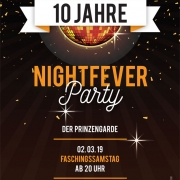 Nightfever Party 2019
